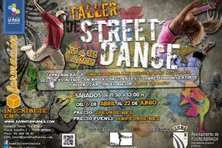 Taller de Street Dance