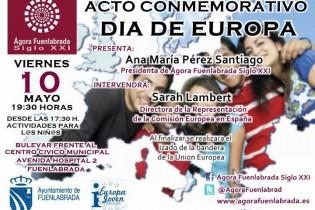 Acto Conmemorativo Día de Europa 2013